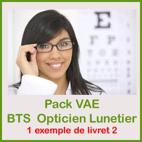 vae bts opticien livret 2