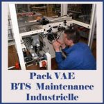 VAE Bts Maintenance industrielle