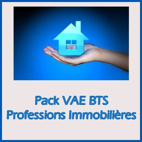 VAE bts immobilier