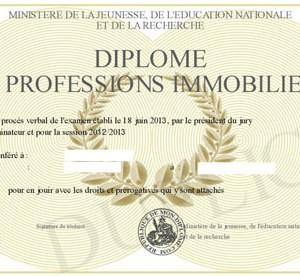 VAE Diplome-BTS-Professions-immobilières