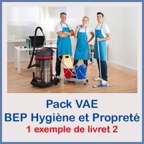 VAE Bep Hygiene et propreté