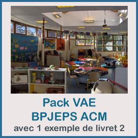 BPJEPS ACM